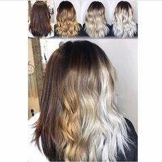 How To Formula And Steps To Safely Go From Brunette To Blonde