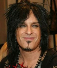 I have loved this man forever. Motley Crue Nikki Sixx, Shout At The Devil, 80s Hair Bands, Fantasy Art Men, Music Pics, Rocker Style, Rock Legends, Male Beauty, Music Is Life