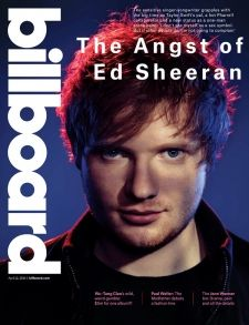 Ed Sheeran Un-Zipped: On His Pharrell-Produced Single, Being a Sex Symbol and Turning Betrayal Into Song (Cover Story)