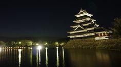 Matsumoto castle ,Nagano pref.