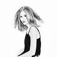 #illustration #artsy #artwork #pencil #instaart #instasketch #drawing #mood #vsco #vscocam #fashion #editorial #fashionillustration #easter #artsanity #instadaily #arts_helps #ink #blackandwhite #graphic #art #fashionsketch By Tantowi Gilang Pratikto