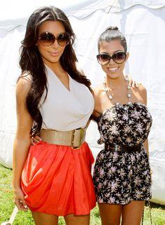 kardashian style - LOVE THE COLORS