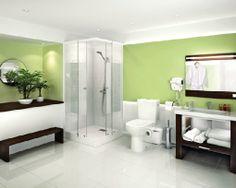 Homeplaza - Kompakte Hebeanlagen als optimale Lösung für Zweitbad und Gäste-WC - Kleine Kraftpakete lassen Abwasser keine Chance