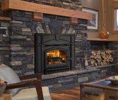 Voyageur Grand Wood Insert - steel - by Quadra-Fire