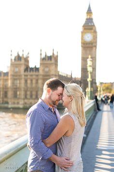 """Westminster-Bridge-couple-shoot-London"""