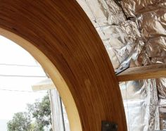 Structural Curved Beam by VicBeam brings warmth and strength « Australian Sustainable Hardwoods (ASH) | Manufacturer of GoodWood Victorian ash timber