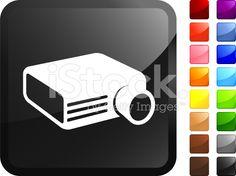 film projector internet royalty free vector art royalty-free stock vector art