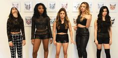 When a drop of water falls on you but there is not a cloud in the sky. | 17 More Fifth Harmony Reaction GIFs