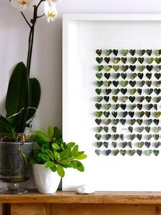 Hearts for home decorating