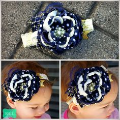 Come Sail Away with Me Headband on Etsy, $19.99