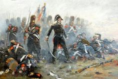 The Old Guard makes their stand at Waterloo.