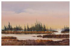 Sterling Edwards   WATERCOLOR    New Brunswick