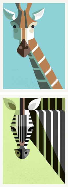 Flora Fauna: Illustrations by Josh Brill.