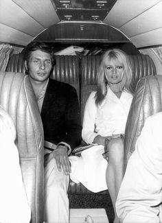 Bardot private plane