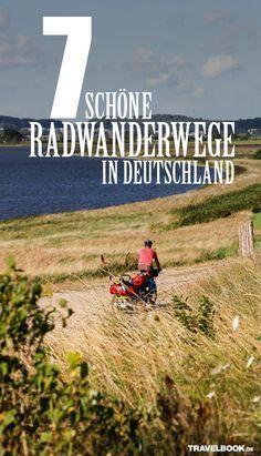 Deutschland ist ein Radfahrland, und besonders in der Freizeit ist das Fahrrad ein beliebtes Fortbewegungsmittel. Das mag unter anderem auch daran liegen, dass wir hierzulande eines der bestausgebauten Fahrradnetze Europas haben. Warum also nicht aufsatteln und Deutschland auf einer längeren Tour mit dem Fahrrad erkunden? TRAVELBOOK zeigt sieben besonders schöne Strecken.
