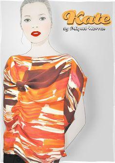 Il.lustració per al dissenyador de moda Miquel Hervas / Illustration for designer Miquel Hervas - zenna   estudi de disseny