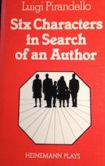 Pirandello: 6 Characters book review at mysmsbooks.wordpress.com