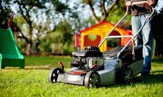 A #Brief #Discussion About #Self #Propelled #Lawn #Mower #Guide - When it comes to buy a lawn mower, it may seem a common task. It is recommended to buy a lawn mower which can suit your purpose in the best way. Some important factors are size of the field, whether the field is hilly, number of trees over there and other problems while mowing around. It is also an important factor to realize the necessity of the person who performs most of mowing. To known more, search on the Internet with…