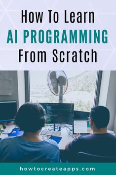 Are you fascinated with artificial intelligence? This is a guide for beginners who want to get into AI programming. Check this article out and get started!