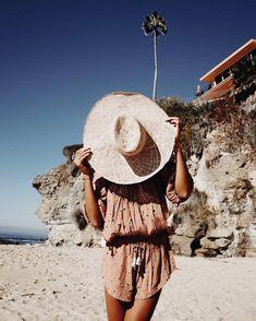 "JULIE SARIÑANA on Instagram: ""Livin' la vida beachy!  / wearing Cosmos playsuit by @faithfullthebrand #faithfulltravels"""