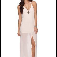 Lush maxi dress Size small. Lush Dresses Maxi