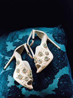 Sparkling stilettos<3
