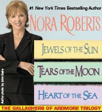 The Gallaghers of Ardmore trilogy by Nora Roberts