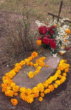 Tlaxcala Mexico: Baby's Grave