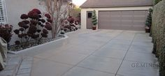 patio design concrete | Concrete Driveway and Patio Design | Gemini 2 Landscape Construction