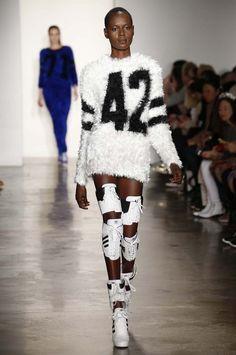 New York Fashion Week Fall 2014 - Jeremy Scott Fall 2014