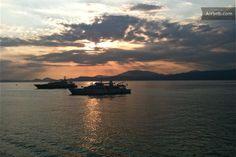 hydronetta sunset