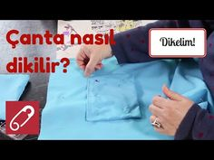 How to make a fabric bag? – 1 to 10 points - Nahen Ideen Champagne Wedding, Knitting Patterns, Crochet Patterns, Wie Macht Man, Patchwork Bags, Needle Lace, Youtube, Quilt Making, Black Metal