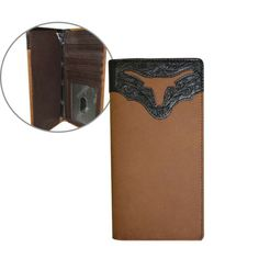 WRANGLER MENS COOMA RODEO WALLET $69.95 This Wrangler wallet is a classic example of quality and style great for any modern cowboy.