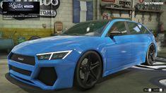 Gta 5 Online, Audi Rs6