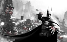 Exclusive Px Batman Arkham City Wallpaper Game