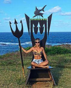 E o parque de estátuas e de artes do Museu dos Tubarões que tem foto de lá?