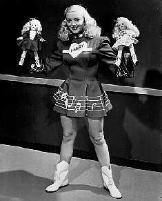 Mary Hartline dolls