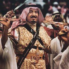 King Salman  The king of Saudi Arabia
