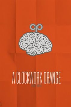 clockwork orange posters - Google Search