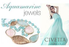 A long series of agate #pearls, #quartz and #aquamarine drops. Delicate and feminine, perfect to complete a pastel summer outfit http://www.civettajewels.it/store/it/home/10-collana-argento-pietre-dure-estrosia.html#