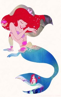 DISNEY PRINCESS CHALLENGE #18: Favorite Name - Ariel... I've always loved the name Ariel. I love the way Prince Eric says her name when he first guesses it haha <3