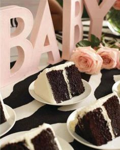 Table decor ideas for baby showers