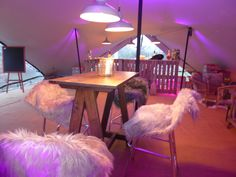 Apres Ski Party - Stretch tent hire for weddings, parties and corporate events.