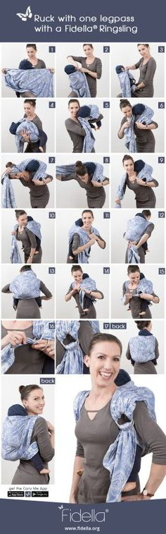 Look at this cool instruction. https://fidella.org/en/instruction-ruck-with-one-legpass-with-ring-sling
