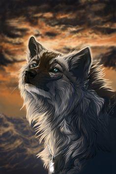 Stranger by WolfRoad.deviantart.com on @DeviantArt