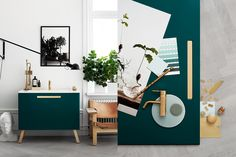 Color of the Moment: The Deepest Green
