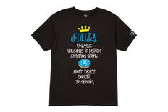 J Dilla x Stussy World Tour Tee