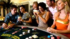 Young men and women gambling at poker table in casino, smili Gambling Games, Gambling Quotes, Online Gambling, Dinners For Kids, Kids Meals, Gambling Addiction Help, Mary J Blige, Las Vegas