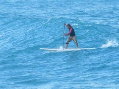 Paddleboarding à St-Martin, Antilles françaises https://www.facebook.com/sailsports www.seesailsports.com