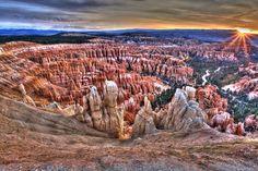 Brice Canyon, Utah, USA